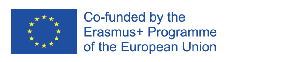 Co-funded by Erasmus+ programme logo